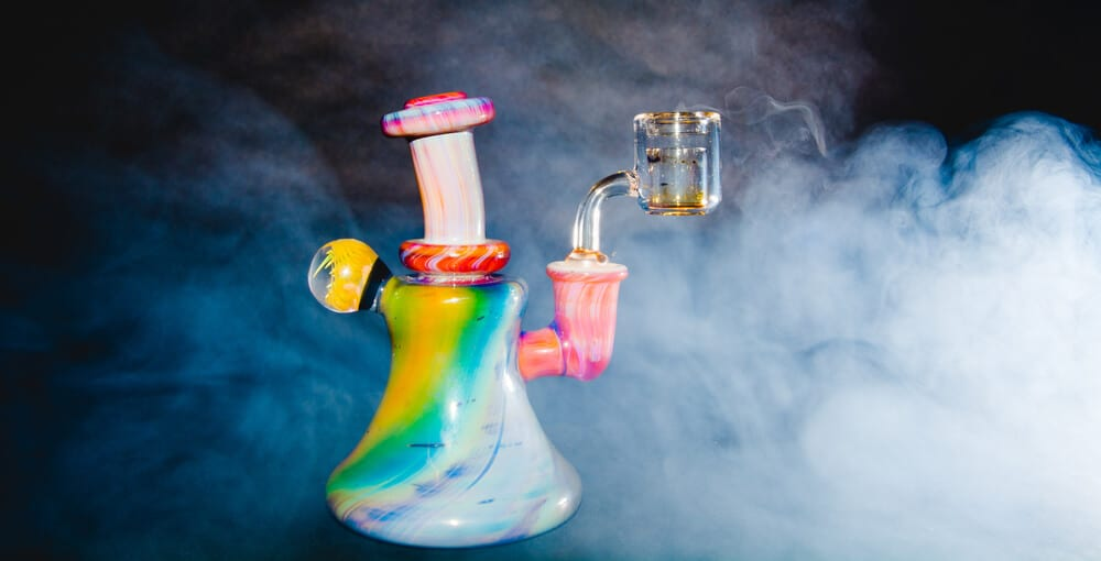 Mini Dab Rigs for Sale - Dab Oil Rig | BUD'S GLASS JOINT